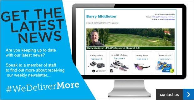 Newsletter Barry Middleton